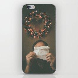 Holidazed iPhone Skin