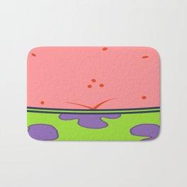 Funny Patrick Star  Bath Mat
