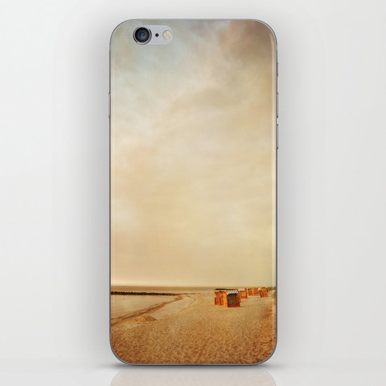 golden hour iPhone & iPod Skin