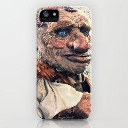 Hoggle - Labyrinth iPhone Case