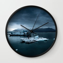 Banquise Wall Clock