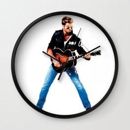 George M Wall Clock