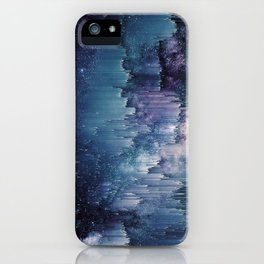 Iced Galaxy iPhone Case