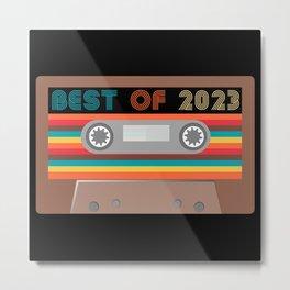 Best of  2023 Metal Print