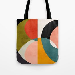 geometry shapes 3 Tote Bag