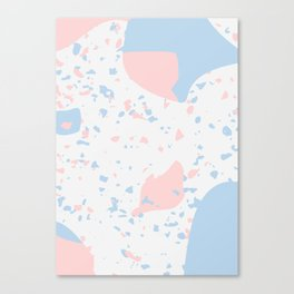 Speckled Party Canvas Print