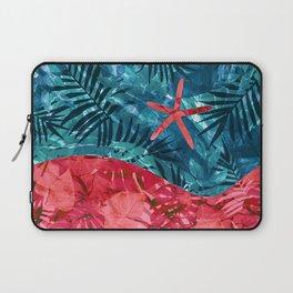 Summer Beach Tropical Pattern Laptop Sleeve