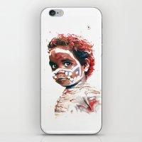 australia iPhone & iPod Skins featuring Australia by Cristian Blanxer