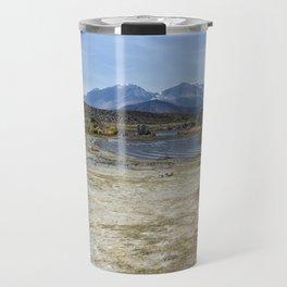 Mono Lake Tufa, No. 4 Travel Mug