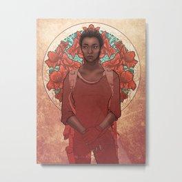 Sasha Williams Metal Print
