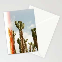 saguro cactus Stationery Cards