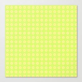 Color pattern 1 Canvas Print