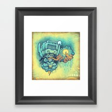 Cocijo's 925 Framed Art Print