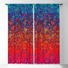 Glitter Dust Background G172 Blackout Curtain