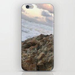 Beach Rock iPhone Skin
