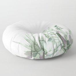 Succulent Floor Pillow