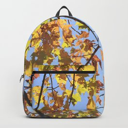 Autumn Leaves No 1 Backpack