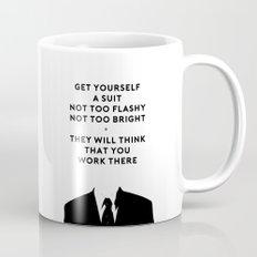 A Rough Guide (poem) Mug