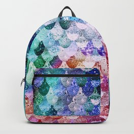 REALLY MERMAID FUNKY Backpack