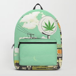 SOUR DIESEL Backpack