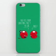 WHO NOSE ? iPhone & iPod Skin