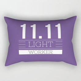 11.11 LIGHT WORKER Rectangular Pillow