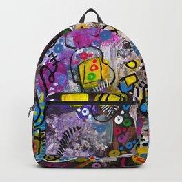 """""""evolution of the soul"""" Backpack"""