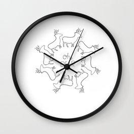 Oh, dear. Wall Clock