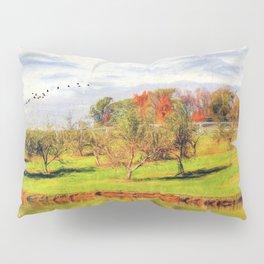 Across the Pond Pillow Sham