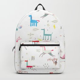 Merry-go-round Backpack