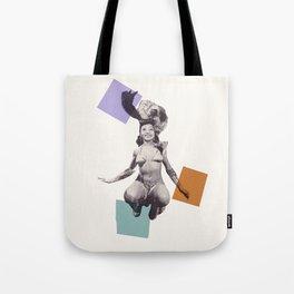 Dance II Tote Bag