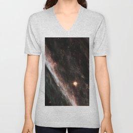 Pencil Nebula Unisex V-Neck