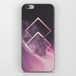 A MILLION MILES TO SANCTUARY iPhone Skin