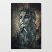 crowley Canvas Prints featuring Crowley by Sirenphotos