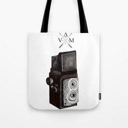 Creepy Cam Tote Bag