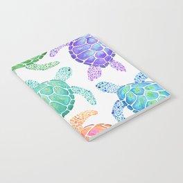 Sea Turtle - Colour Notebook