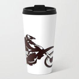 Motor X Silhouette Travel Mug