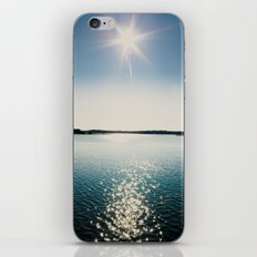 River Sparkles iPhone & iPod Skin