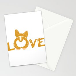 Love Animal Claws Dog Design For Paw Owners  Footprint Paws Breed Claws Bark Pet Dog T-shirt Design Stationery Cards