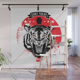 DONT TREAD ON WE! Wall Mural