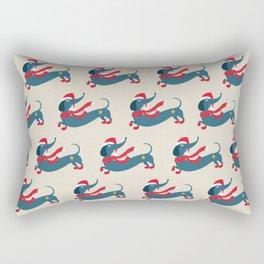let it snow! Rectangular Pillow