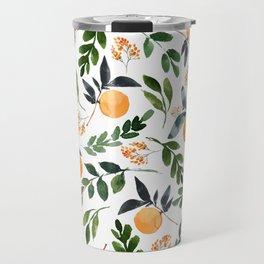 Orange Grove Travel Mug
