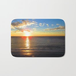 Sunrise at Myrtle Beach Bath Mat