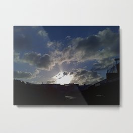 What a great day! Metal Print