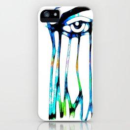 OJO MANGLE iPhone Case