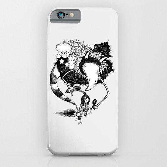 Imaginary Fiend iPhone & iPod Case