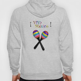 Mexican Stripes Hoodie