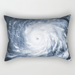 Hurricane Igor Rectangular Pillow