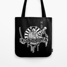"""IRON MAIDEN EXPEDITION"" Tote Bag"