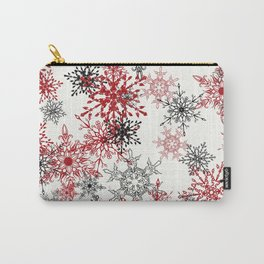 snowflake shine - 2 Carry-All Pouch
